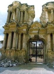 More Antigua Ruins...